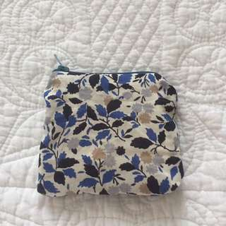 Liberty Of London Handmade Zipper Pouch