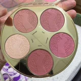 Tarte Color Wheel Blush Plus Highliyhet Palette