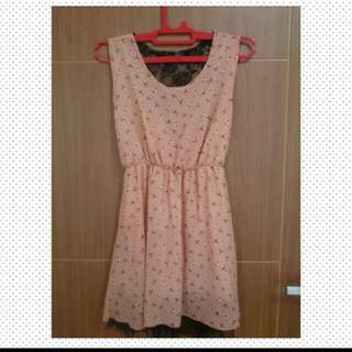 HARGA PAS!! Coral Dress