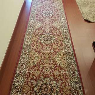 Long Carpet