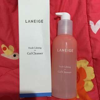 LANIEGE Fresh Claming Gel Cleanser