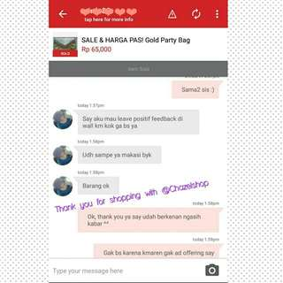 Testichazelshop! We Are Trusted