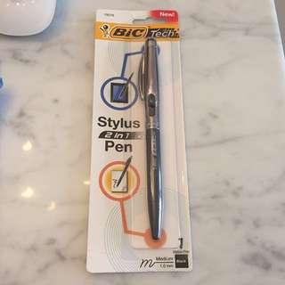 BIC tech 2 in 1 Stylus/Pen