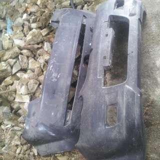 Bumper Ori Satria Neo   Depan Rm50 Belakang Rm50  Self Collect At Bangi  Call 0137233479