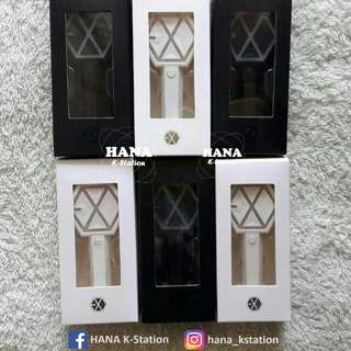 EXO OFFICIAL MINI KEYRING  (Ready Stock)