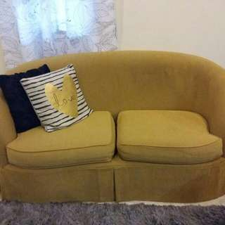 2 Seat Sofa & 3 Seat Sofa (1set)
