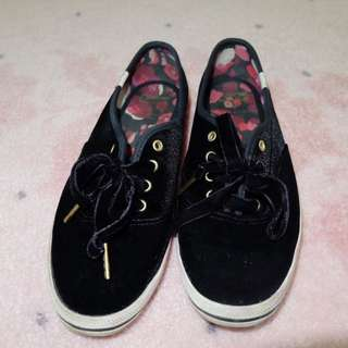 KATE SPADE x Keds suede shoes