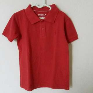 Osella boy's shirt