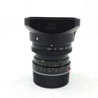 Leica M 28mn Elmarit V3