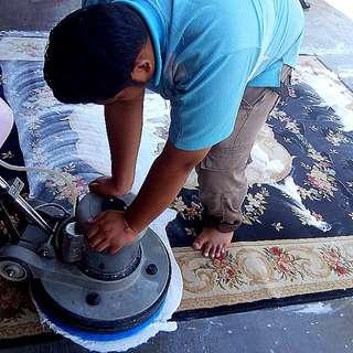 Carpet HEAVY SHAMPOO Clean