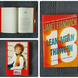 Lean Mean Thirteen by Janeth Evanovich