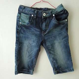 ALN Short Jeans