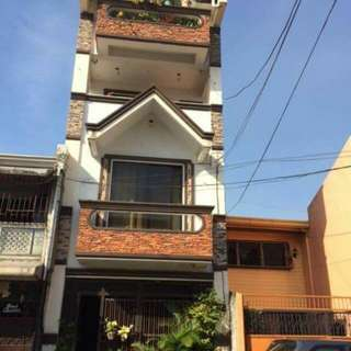 4 Storey Townhouse