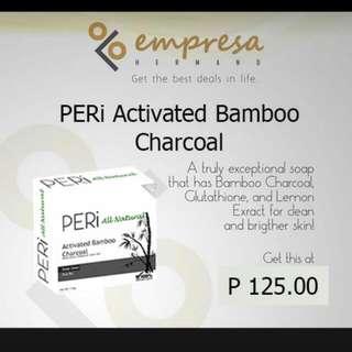 Peri CHARCOAL SOAP P125