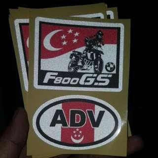 F800 GS Sg Series With ADV SG