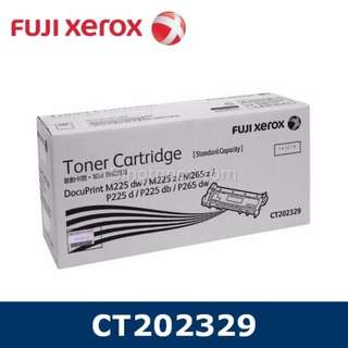 [Original] CT202329 - Fuji Xerox Black Toner for DocuPrint M225 / M265 / P225 / P265