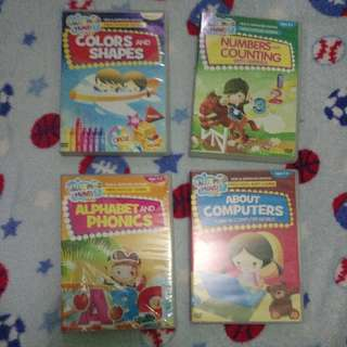 Galloping Mind Educational CDs