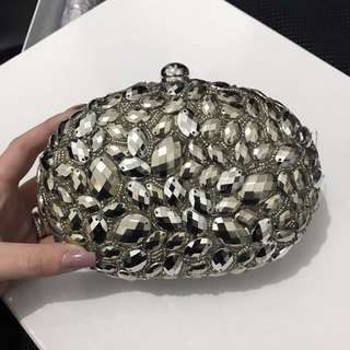 Armani Exchange Clutch Bag