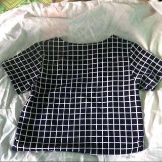 Navy scuba shirt