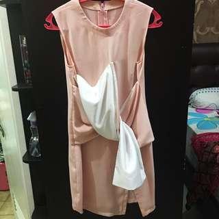 Bow Pink Dress