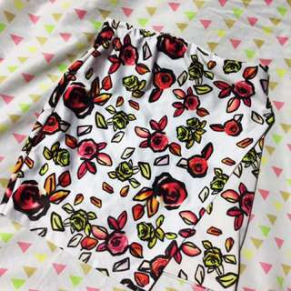Floral Skirt 🌸