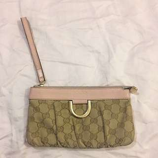 Preloved Authentic Gucci Hand Purse Wallet
