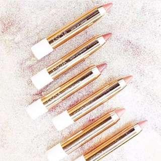 ESQA Twisted Nude Satin Lip Crayon