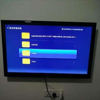 LG 42inch FHD LED TV