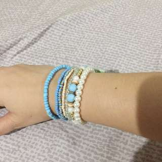 Simple Joys Bead Bracelet