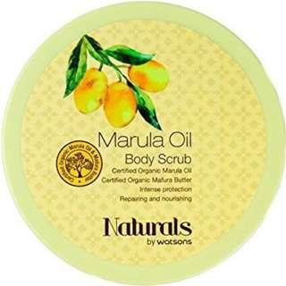 Marula Oil Body Scrub