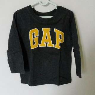 Gap long sleeve for boys
