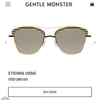⬇繼續降價  韓國Gentle Monster設計師six lee聯名款墨鏡限量