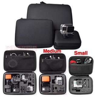 SMALL/MEDIUM STORAGE BAG FOR ANY ACTION CAMERA