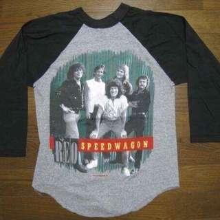 vintage reo speedwagon 80s