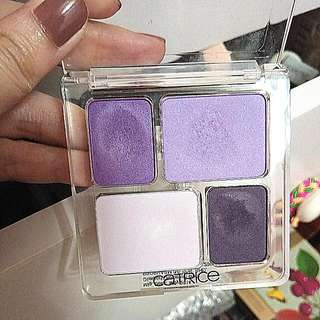 Catrice Absolute Eye Colour 120 Pretty Liltle Lilacs (Free Postage)
