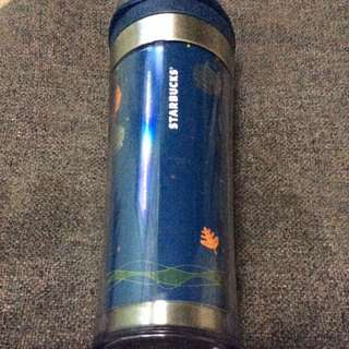 Authentic Starbucks Tumbler (Blue)