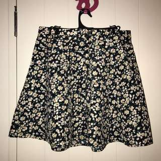 Flair Mini Skirt