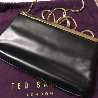 Two toned Ted Baker Clutch