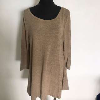 Long Top From Temt XL