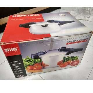 KERN pressure cooker (6 litre)