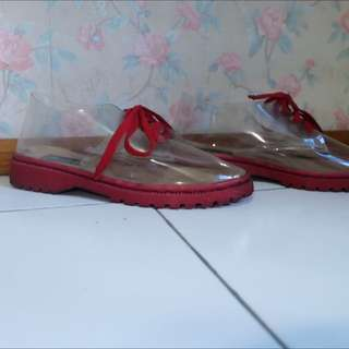 Transparant Shoes