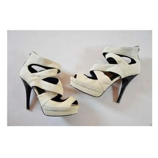 High heels- Sandals (Charles and Keith)