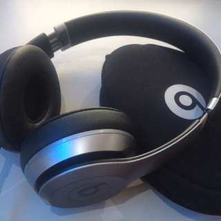 Original BEATS Solo 2 By Dr Dre