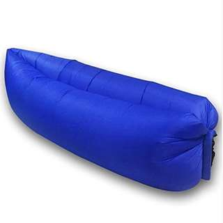 Fast Inflatable Camping Banana Bed