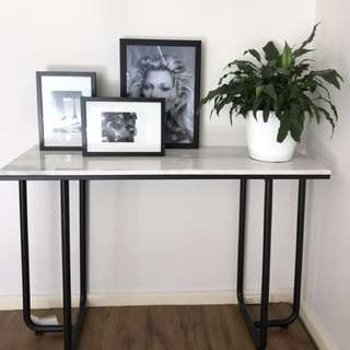 Natural Marble Console Table