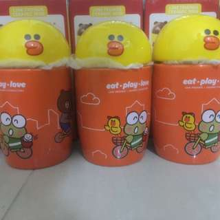 Clearance sales 7 eleven Sally Mug Selling at S$15 for three