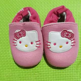 Hello Kitty Baby Shoes ❤