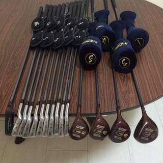 Honma Golf set