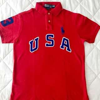 Authentic RALPH LAUREN USA Polo Shirt