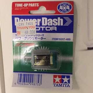 tamiya power dash